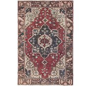 Link to 4' x 6' Hamedan Persian Rug