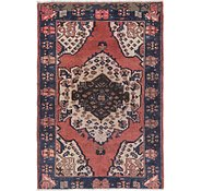 Link to 4' 4 x 6' 4 Shiraz Persian Rug