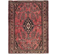 Link to 4' 4 x 5' 9 Hamedan Persian Rug