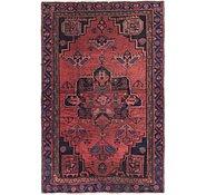 Link to 4' x 6' 3 Shiraz Persian Rug