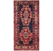 Link to 3' 8 x 7' Zanjan Persian Runner Rug