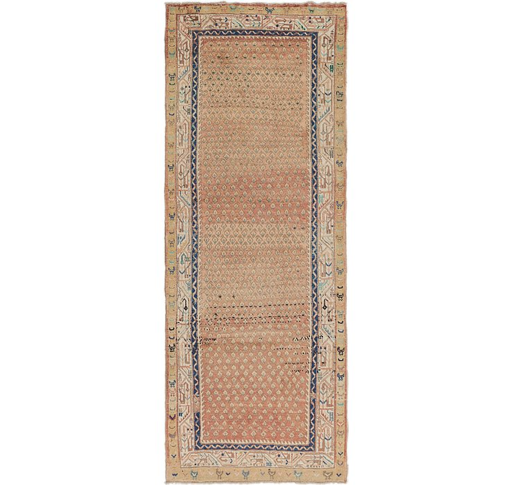 3' 9 x 10' Botemir Persian Runner ...
