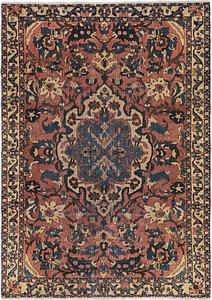 5' x 7' Bakhtiar Persian Rug