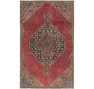 Link to 4' 8 x 7' 9 Tabriz Persian Rug