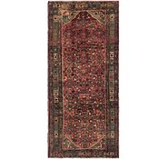 Link to 3' 10 x 8' 6 Hossainabad Persian Runner Rug