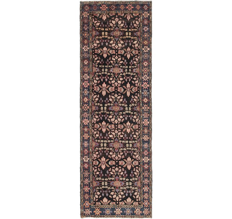 3' 3 x 9' 8 Mehraban Persian Runner...