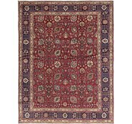 Link to 9' 10 x 12' 7 Tabriz Persian Rug