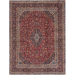 Link to 9' x 12' Mashad Persian Rug item page