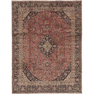 Link to 275cm x 355cm Mashad Persian Rug item page