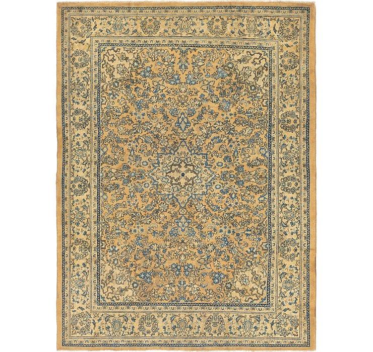 9' 4 x 12' 6 Mahal Persian Rug