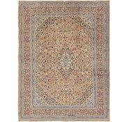 Link to 9' 6 x 12' 8 Mashad Persian Rug
