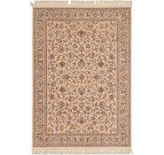 Link to 5' 6 x 8' Kashan Design Rug