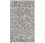 Link to 3' x 5' Solid Shag Rug