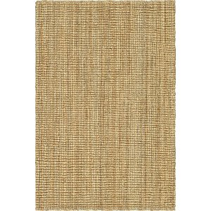 Unique Loom 5' x 7' 6 Braided Jute Rug