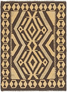 Link to 85cm x 117cm Kilim Maymana Rug item page