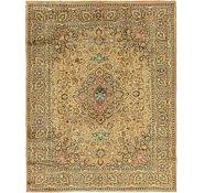 Link to 9' 7 x 12' 3 Mashad Persian Rug