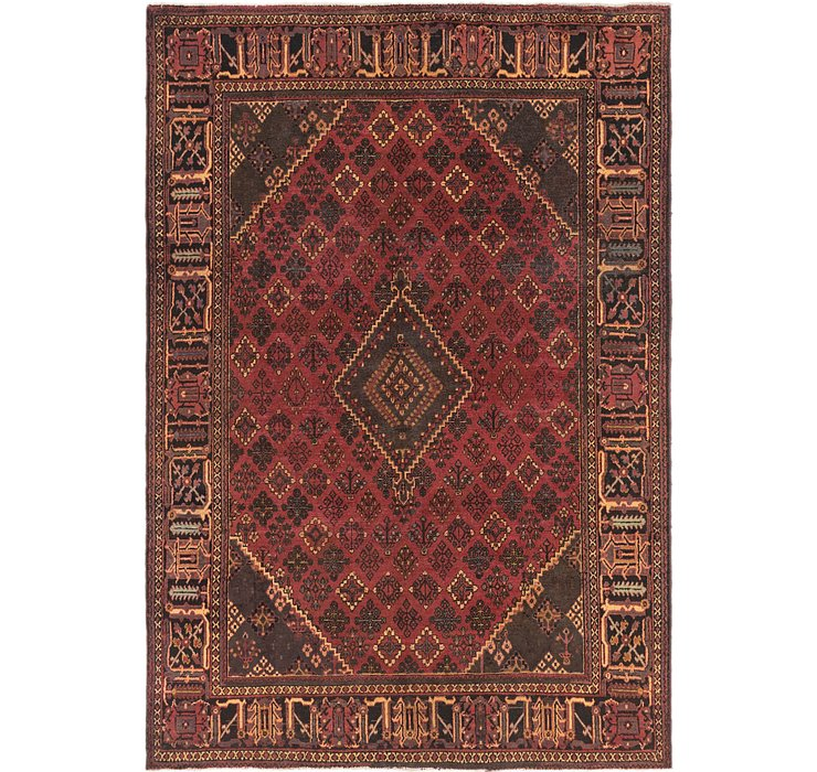 7' 3 x 10' 3 Joshaghan Persian Rug