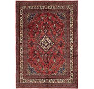 Link to 7' 4 x 10' 2 Hamedan Persian Rug