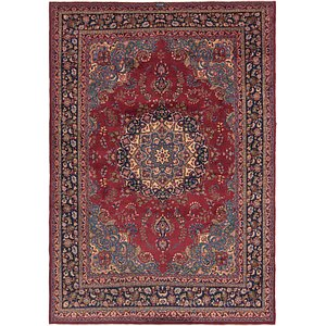 Link to 9' 10 x 13' 3 Mashad Persian Rug item page