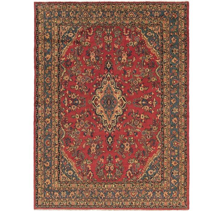 9' x 11' 8 Shahrbaft Persian Rug