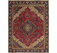 Link to 9' 4 x 11' 10 Tabriz Persian Rug