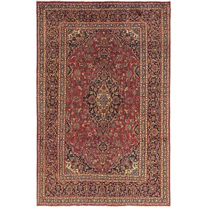 Link to 8' 2 x 9' 6 Mashad Persian Rug item page
