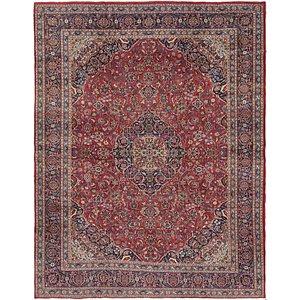 10' x 12' 4 Mashad Persian Rug