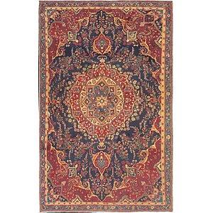 6' 10 x 10' 8 Mashad Persian Rug