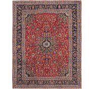 Link to 9' 8 x 12' 3 Kashan Persian Rug