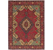 Link to 9' 4 x 13' 3 Tabriz Persian Rug