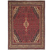 Link to 8' 3 x 11' Hamedan Persian Rug