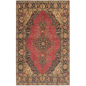 Link to 6' 4 x 10' 3 Tabriz Persian Rug item page