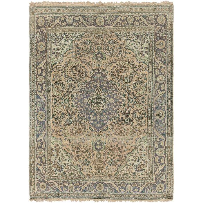 6' 10 x 9' 2 Tabriz Persian Rug