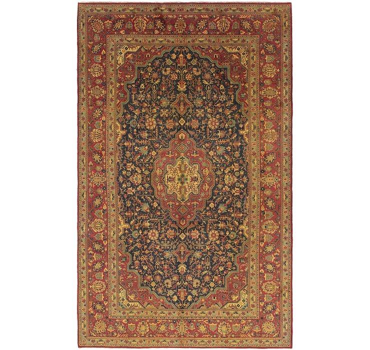 9' 10 x 15' 10 Tabriz Persian Rug