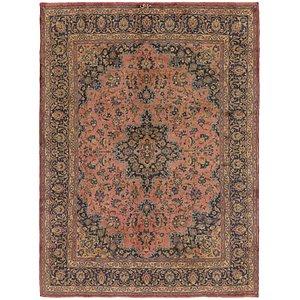 8' 2 x 11' 2 Mashad Persian Rug