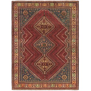 Link to 220cm x 297cm Farahan Persian Rug page