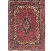 Link to 8' x 10' 8 Tabriz Persian Rug