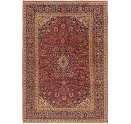 Link to 6' 8 x 9' 9 Kashan Persian Rug