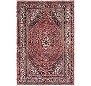 Link to 7' x 10' 2 Hamedan Persian Rug