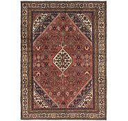 Link to 6' 10 x 9' 5 Hossainabad Persian Rug