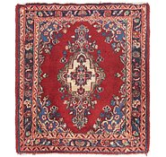 Link to 2' 4 x 2' 8 Shahrbaft Persian Square Rug