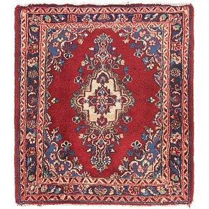 2' 4 x 2' 8 Shahrbaft Persian Squar...