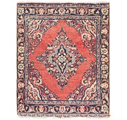 Link to 2' x 2' 5 Shahrbaft Persian Square Rug