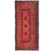 Link to 1' 10 x 4' Shiraz Persian Rug