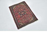 Link to 2' 3 x 3' Hamedan Persian Rug