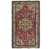 Link to 2' x 3' 8 Hossainabad Persian Rug