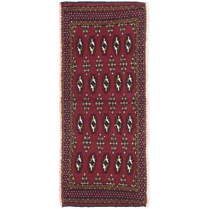 Link to 1' 5 x 3' 6 Torkaman Persian Runner... item page
