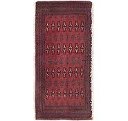 Link to 1' 8 x 3' 6 Torkaman Persian Rug