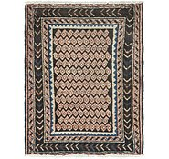Link to 2' 2 x 2' 9 Hamedan Persian Rug