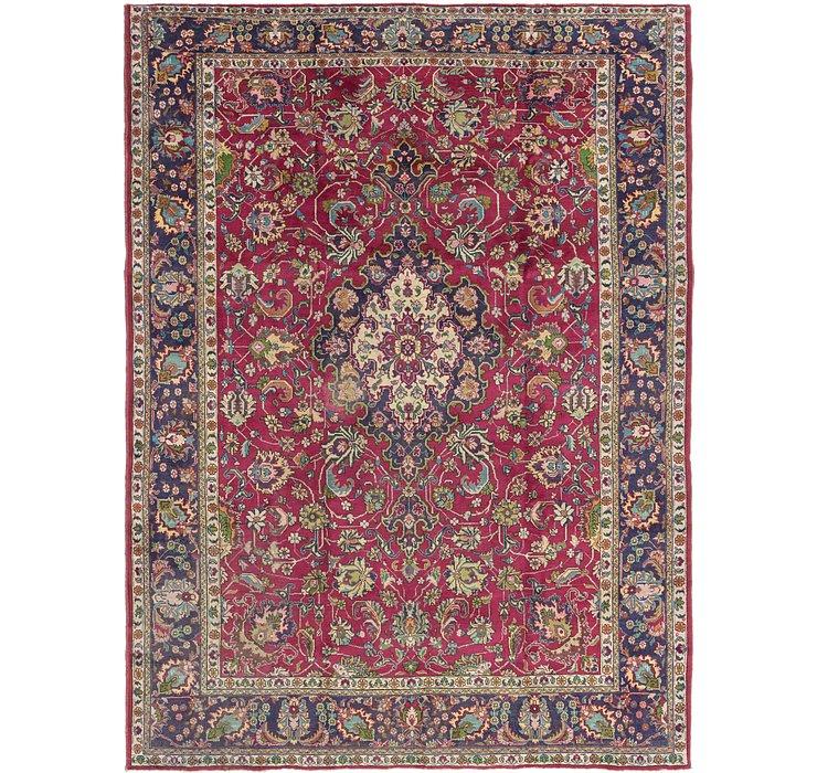 305cm x 405cm Tabriz Persian Rug